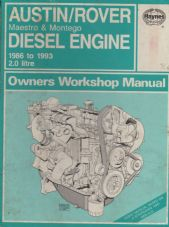 Volvo Penta MD22 Perkins Prima Engine Manual